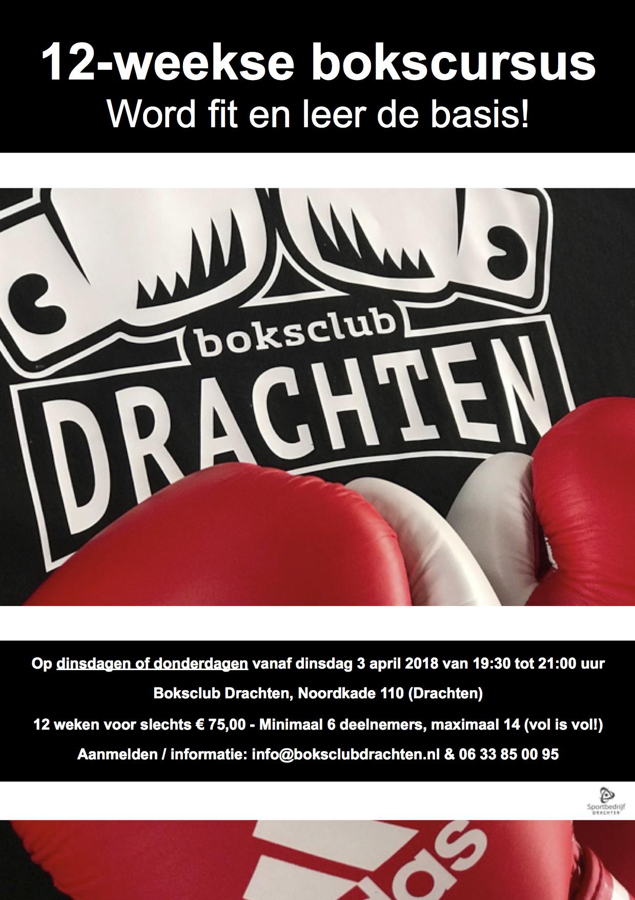 Boksclub Drachten 3