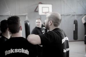 Boksclub Drachten training 01