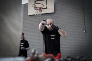 Boksclub Drachten training 05