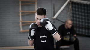 Boksclub Drachten training 20