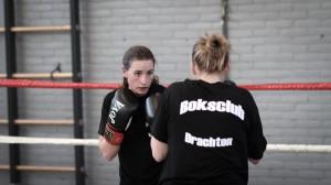 Boksclub Drachten training 21