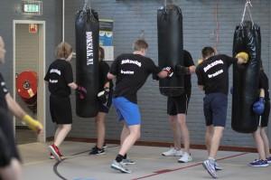 Boksclub Drachten training 24