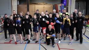 Boksclub Drachten training 28