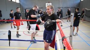 Boksclub Drachten training 29